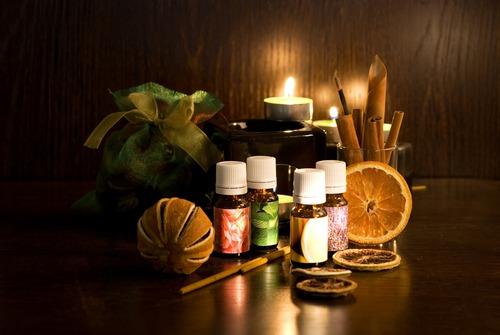 Эфирные масла. Идеальное сочетание комплиментарного и основного ароматов.